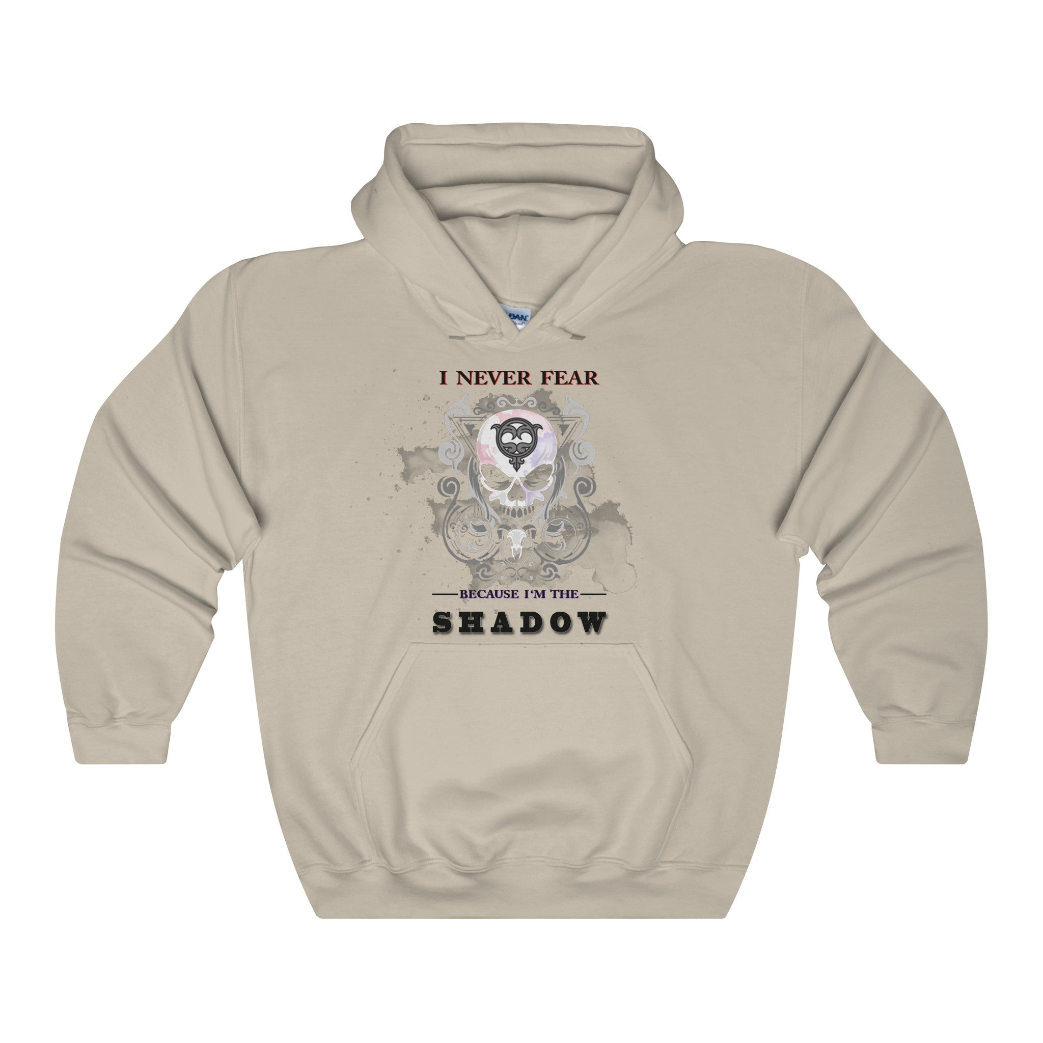 The Shadow- Heavy Blend Hooded Sweatshirt- STAY WARM THIS WINTER - ON SALE NOW  GET YOURS