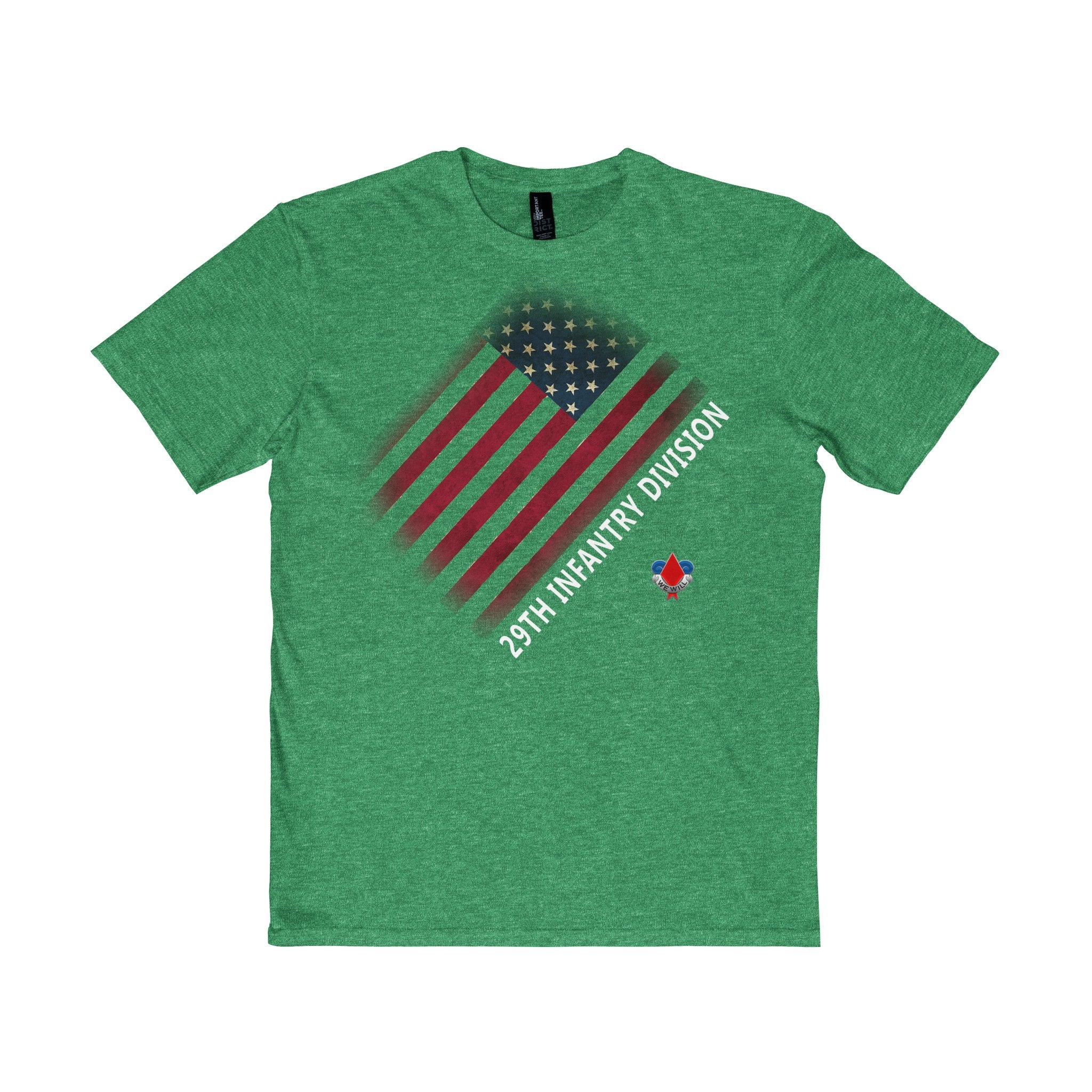 29th Infantry Division- Limited Edition- Shirt Get It  today- I know you have some one who will love it - or even yourself - it only takes a minute to buy it