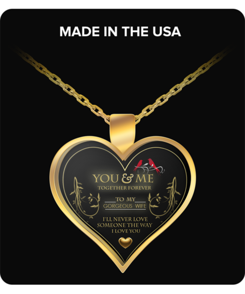 You and MeTogether Forever - Golden Items For Sale