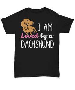 Love By A Dachshund - Golden Items For Sale