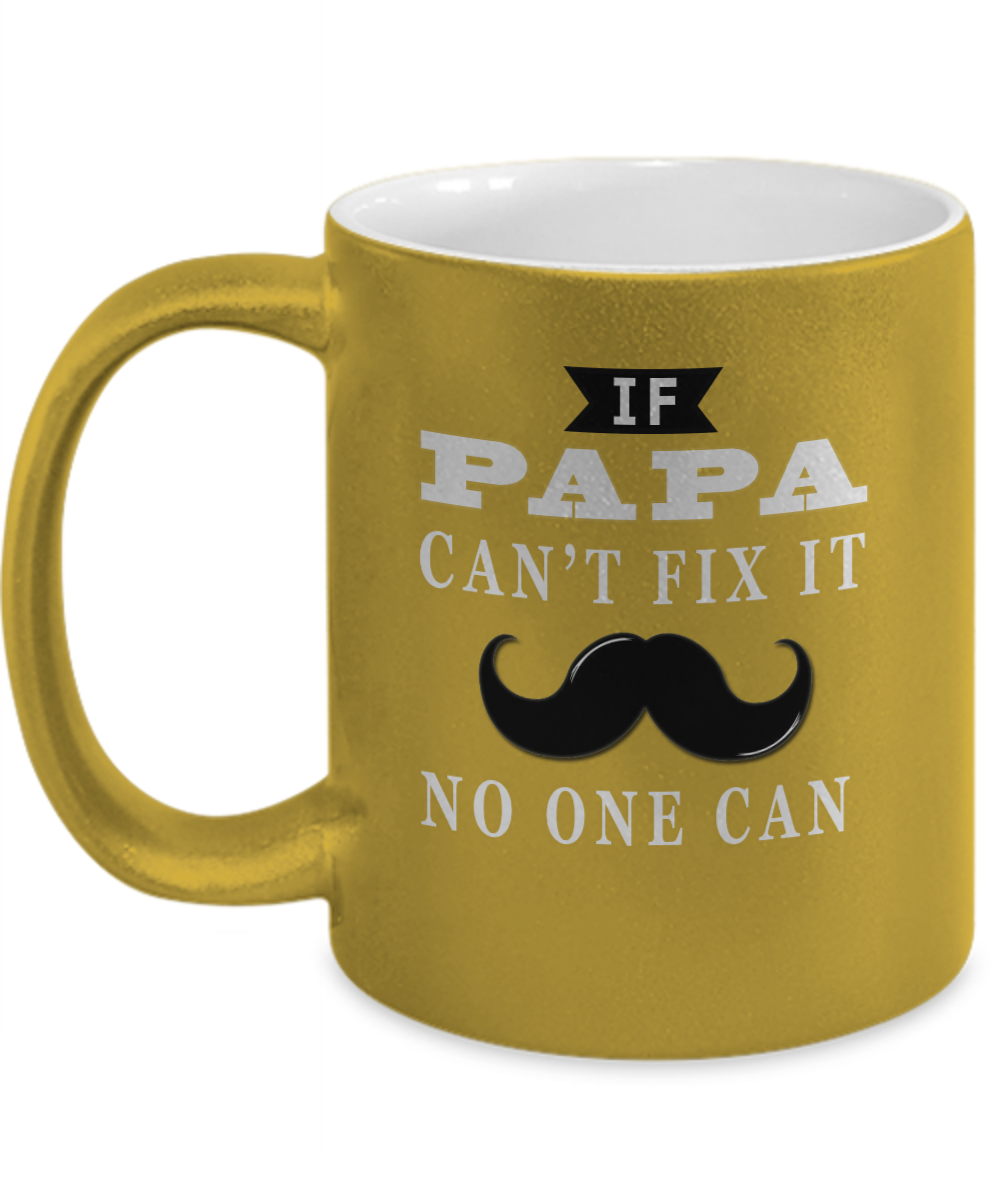 PAPA THE KING- GREAT MUG - SPECIAL EDITION ON SALE GET IT NOW