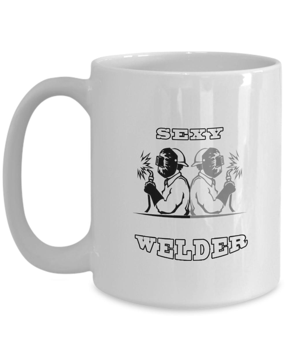 SEXY WELDER MUG-SPECIAL EDITION- ONSALE TODAY GET YOURS