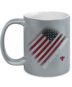 29 Infatry Division Special Mug- Fantastic Gift  Get yours today - Spectaculat design- Low price it is a must to have- I know you have a great taste- buy it today