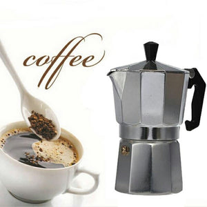 Espresso Coffee Pots Aluminum Moka Pot Coffee Maker