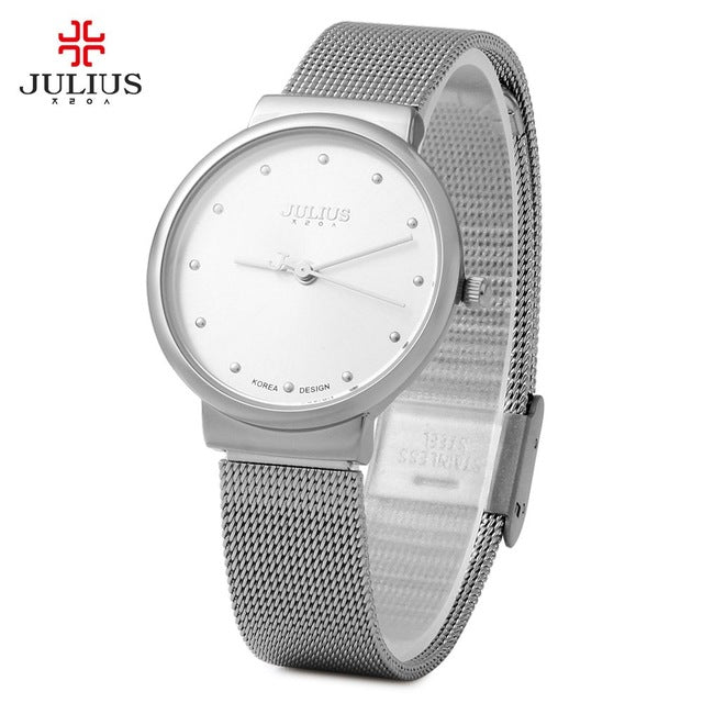 Luxury Brand Julius Relogio Feminino Clock Women Watch - WILL LOOK PERFECT ON YOU- ON SALE NOW