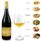 DAR Albana Secco 2014 Food Match
