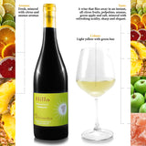 HILLA, Trebbiano vertical collection