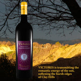 VICTORES Sangiovese Superiore 2014 Romantic Wine