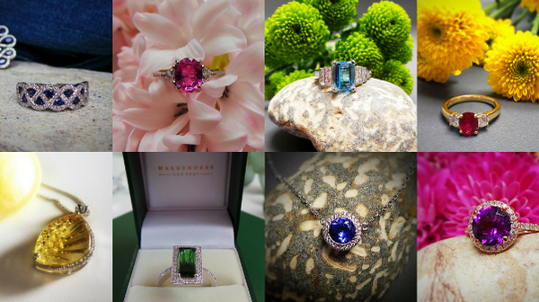 A Guide to Coloured Gemstones
