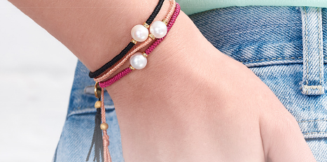 Stacks of style with Jersey Pearl