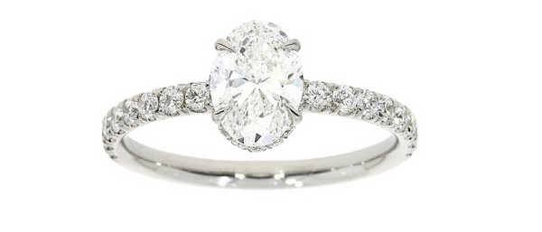 Dreaming of diamonds - 20% off our diamond bespoke services