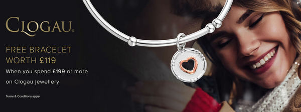 A special offer from Clogau this Christmas