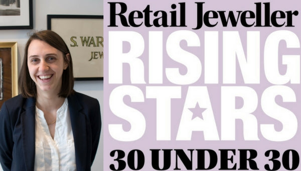 Retail Jeweller's Rising Stars 30 under 30