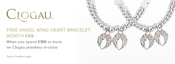 A divine offer from Clogau this Valentine's Day