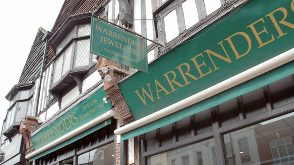 An updated message on Coronavirus from Warrenders Jewellers