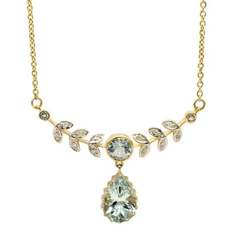 https://www.warrenders.co.uk/collections/vintage-necklaces/products/9ct-aquamarine-diamond-necklet