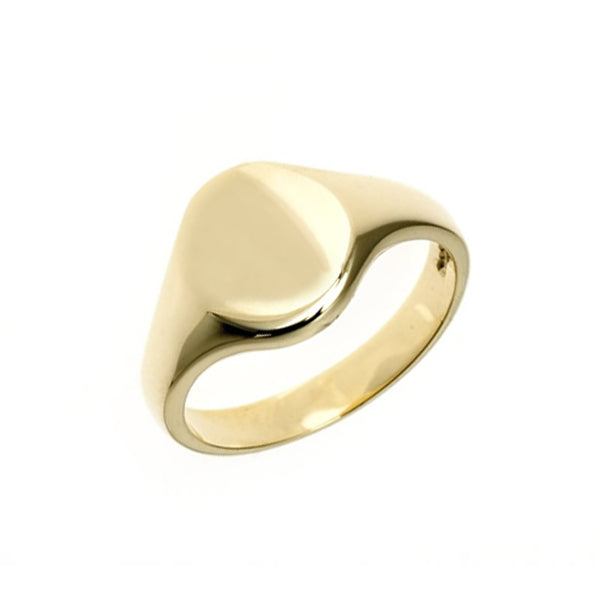 9ct Gold Signet Ring
