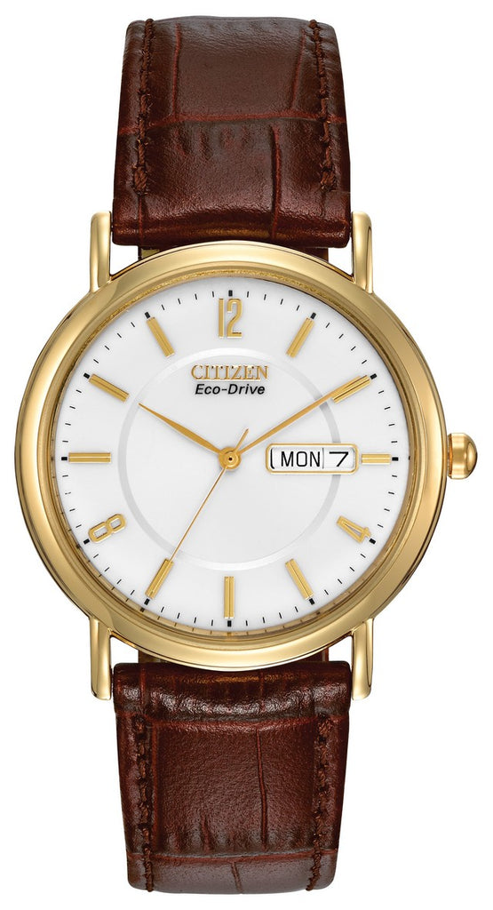 Citizen Eco-Drive Gents Strap Watch