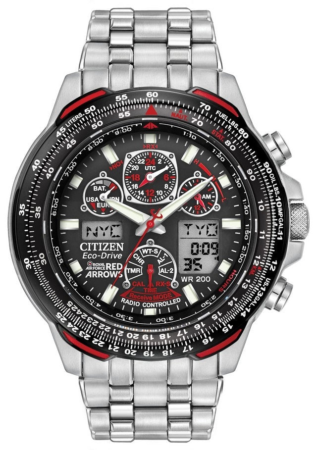 Men's Eco-Drive Red Arrows Watch