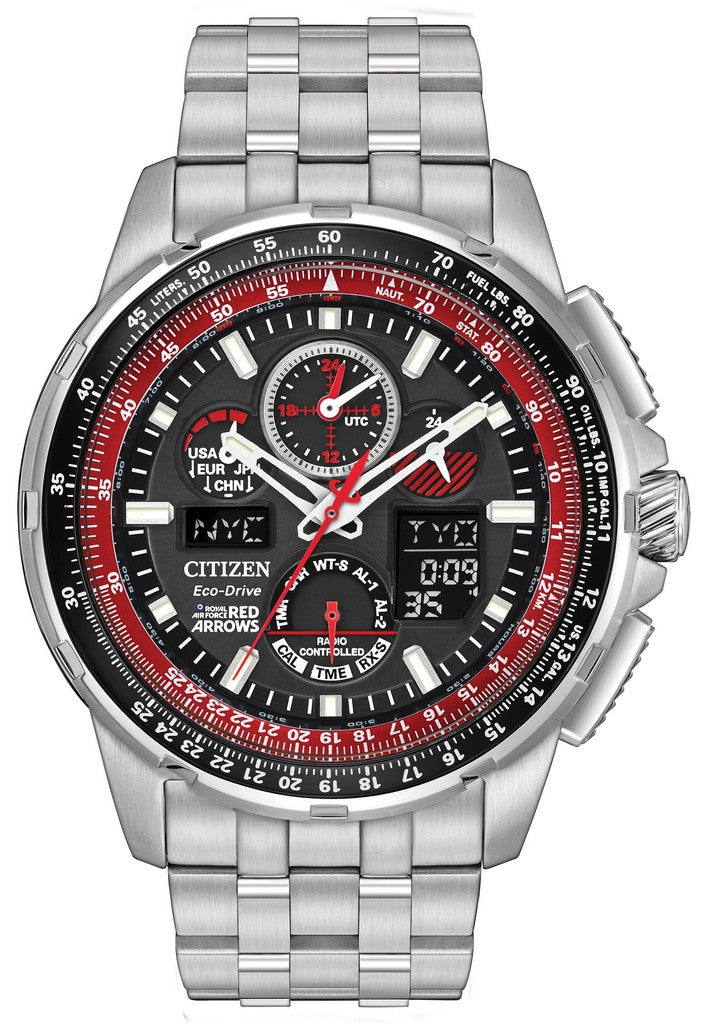 Citizen Eco-Drive Gents Red Arrows Watch