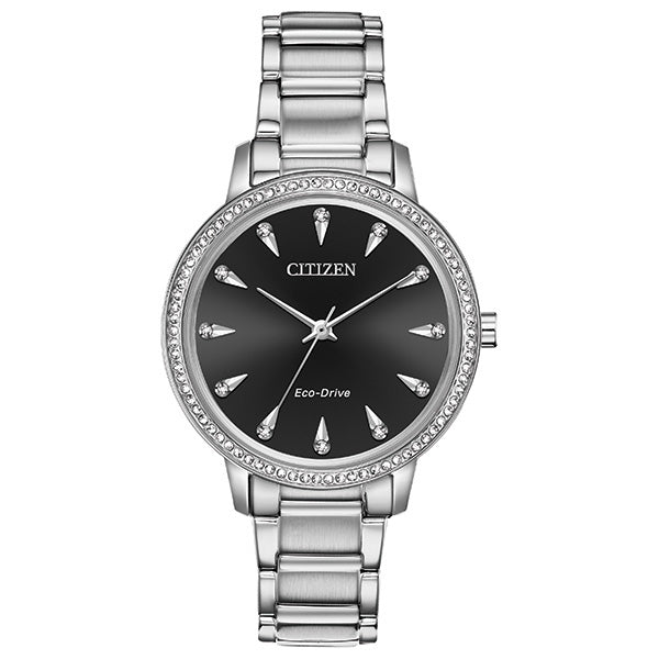 Ladies' Eco-Drive Silhouette Watch