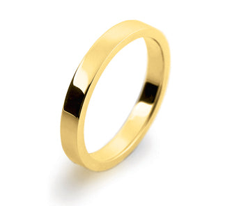 18ct Gold Wedding Band