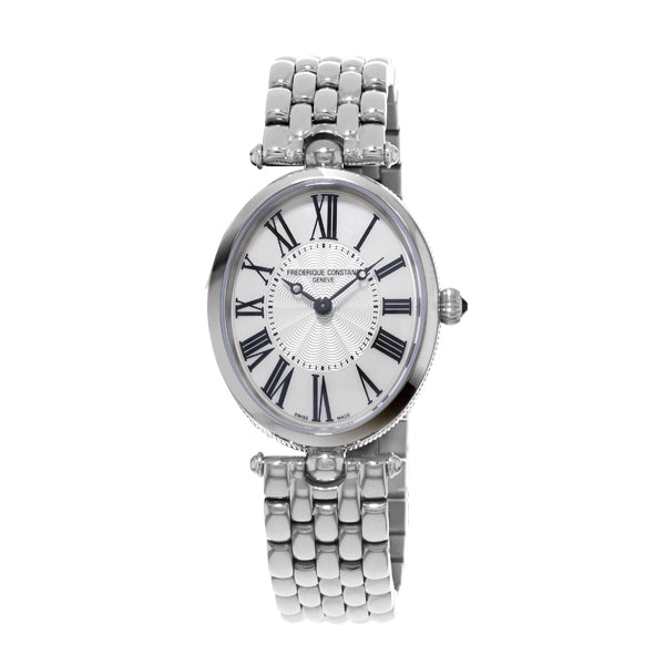 Ladies Art Deco Oval Watch