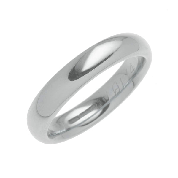 18ct 4mm Wedding Ring