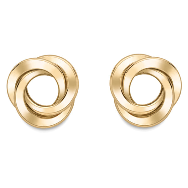 9ct Gold Earrings