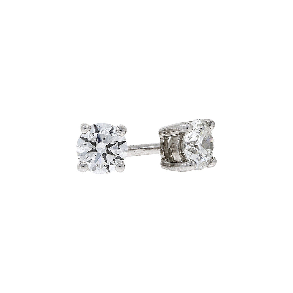 18ct Diamond Studs Earrings