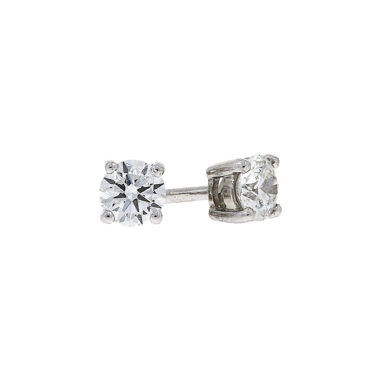 18ct 0.60ct Diamond Studs