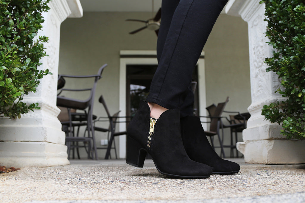 The Plump shooties by Madeline make a great Friday night outfit staple!
