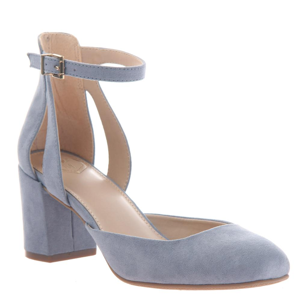 ce228dd9665f Flirt in Denim Sandals