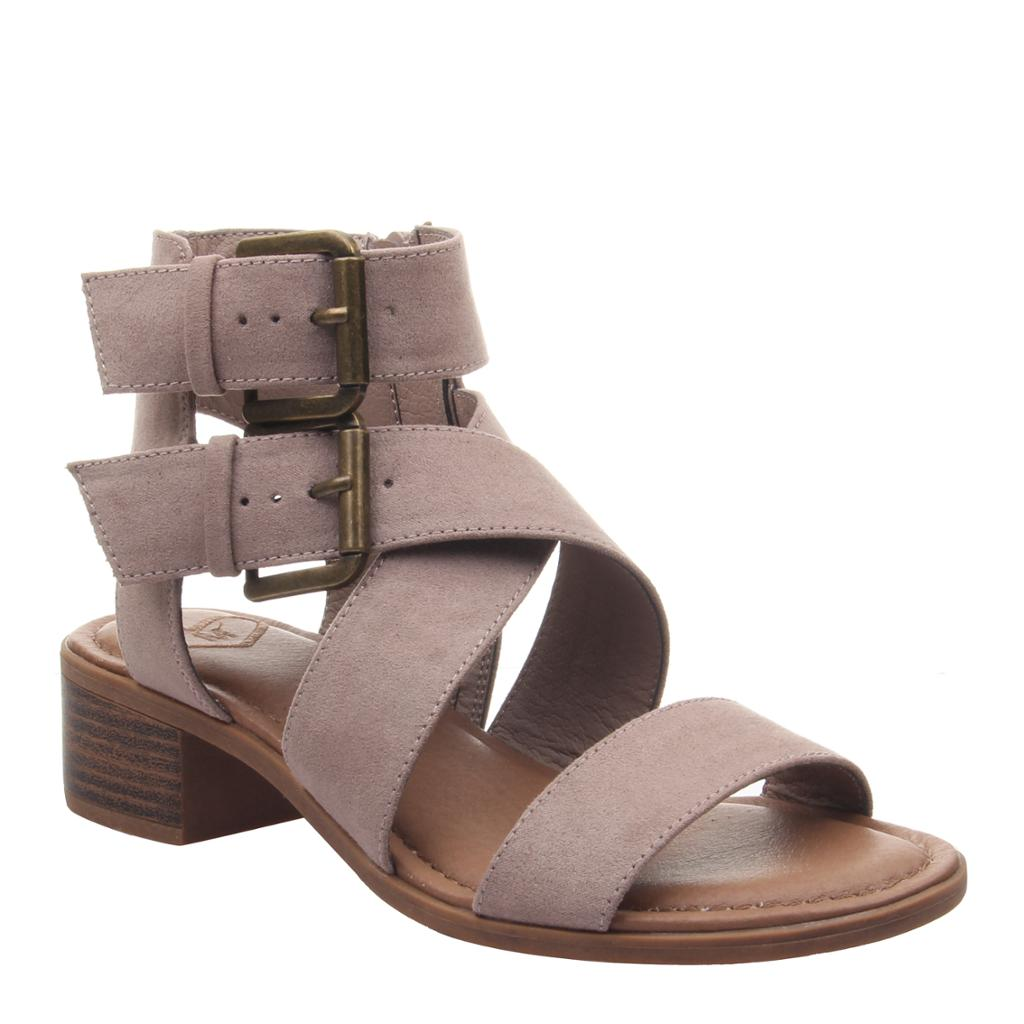 15f69c4da4d On Holiday in New Sand Heeled Sandals