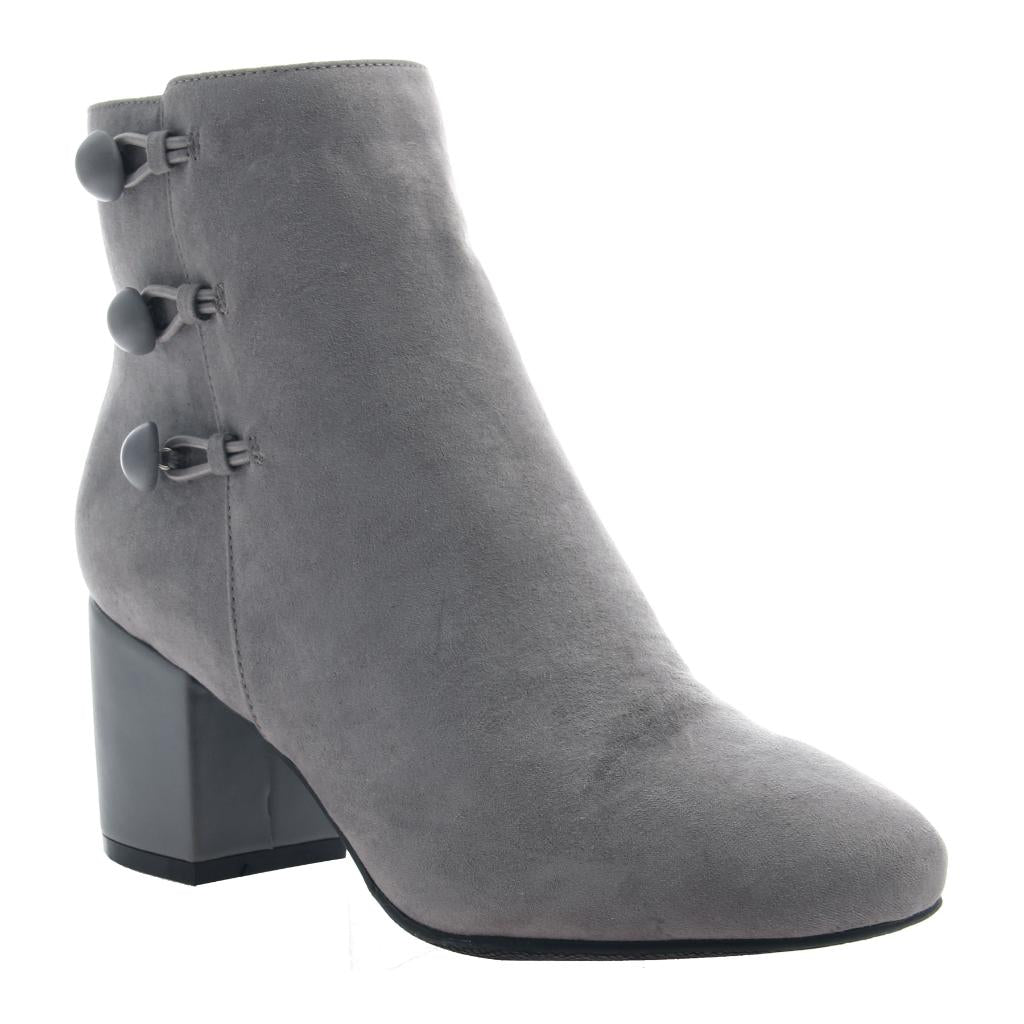 bf55a79517d Prose in Dove Grey Ankle Boots