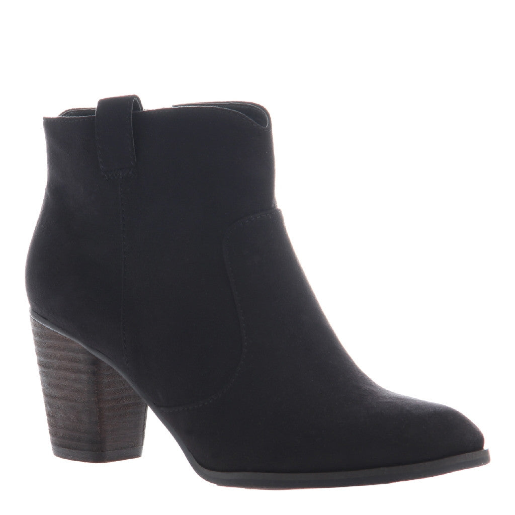 ALIVE in BLACK Ankle Boots