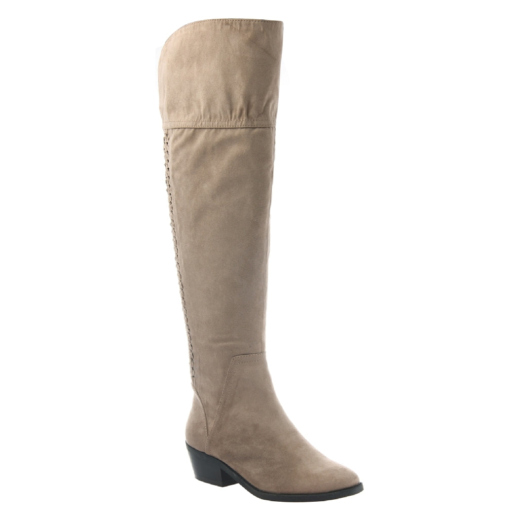 Madeline Turf Over the Knee Boot (Women's) tPzd2o