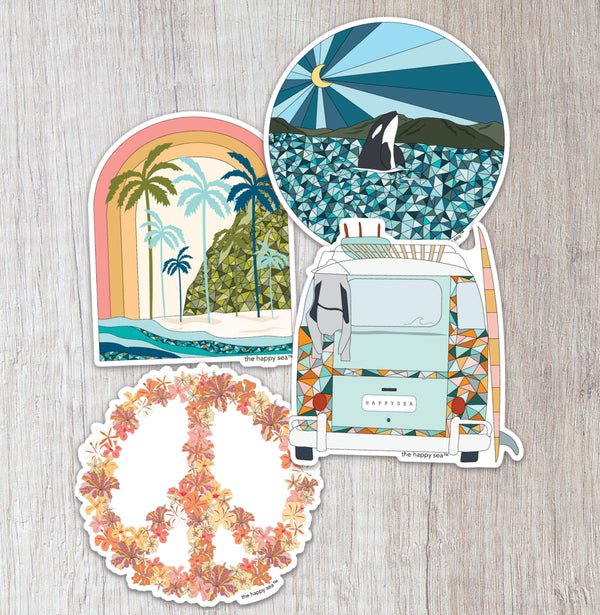 SHOP NEW STICKERS FOR SPRING!