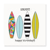 Set of 6- Enjoy! Happy Birthday!
