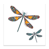 Dragon Fly Art Print