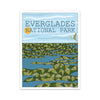 "4"" Everglades Vinyl Sticker"
