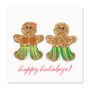 Set Of 6- Happy Huladays!