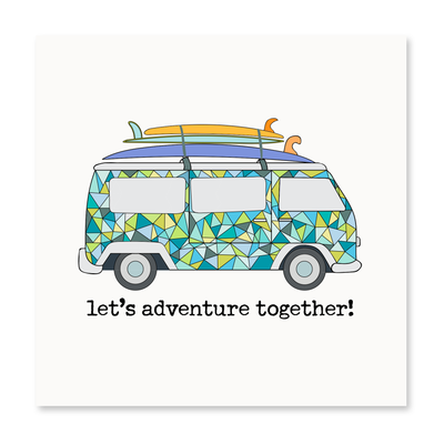Let's Adventure Together!