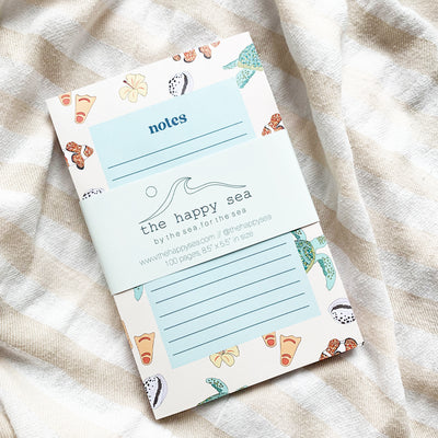 To The Tropics Notepad