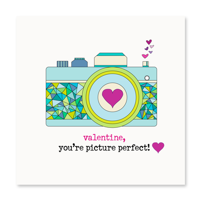 Valentine, You're Picture Perfect
