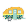 "3.5"" Camper Vinyl Sticker"