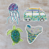 Endless Summer / Sticker Set