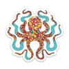 "3"" Octopus Vinyl Sticker"