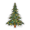 "3.5"" Pine Tree Vinyl Sticker"