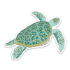 "3.5"" Protect What You Love Turt Vinyl Sticker"